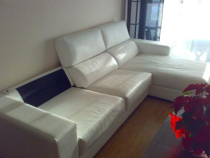 Fundas a medida para sofas chaise longue sillas cojines colchones barcos hoteles - Hacer cojines para sofa ...